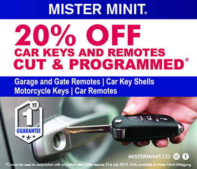 MM Mittagong 20% OFF Car keys 404 x 346